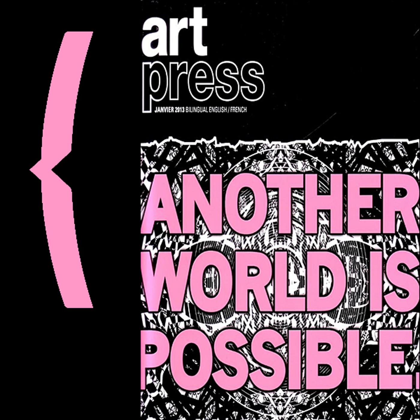 Les 40 ans d'Art Press : les conférences